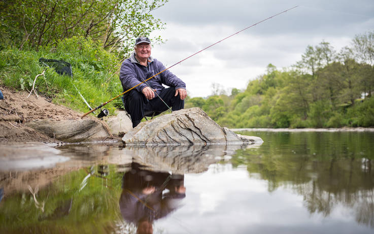 Anglers return to cast a line on the Tees