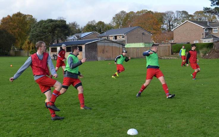 Bowes FC and Glaxo Rangers begin pre-season training