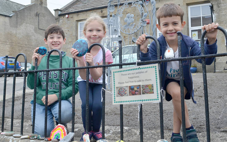 Art trail is key to keeping village spirits up in Bowes