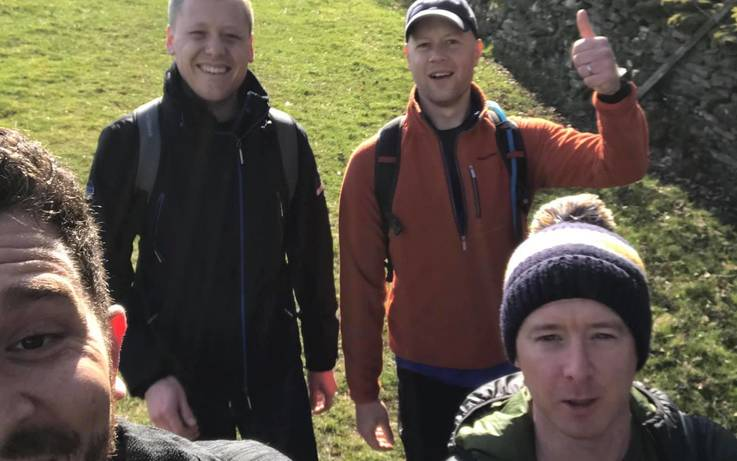 Dozens to hike 25 miles for Maia