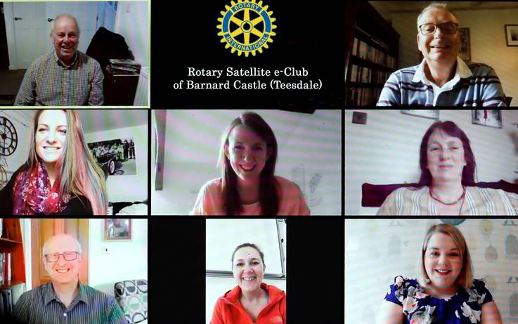 E-club launched by Rotary for busy people