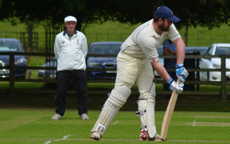 Cliffe blown away by Forster's unbeaten century