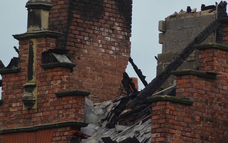 Talks sought with owner of fire-hit St Peter's