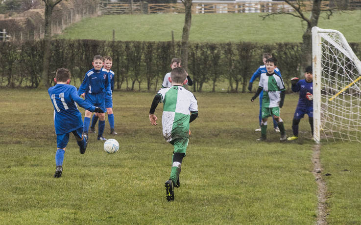 £42,000 to improve junior football club's waterlogged pitches