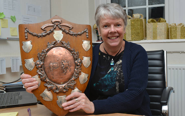 Can you help solve mystery of the Gaunless and District Trophy?