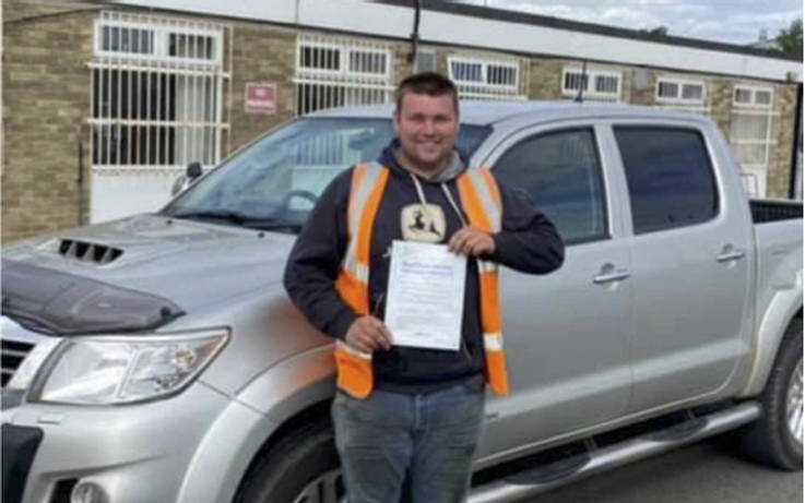 Trainees on the road to success thanks to Utass driving project