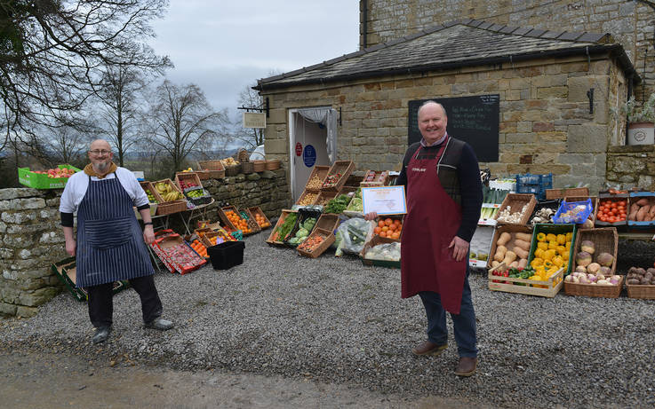 Double delight for Barningham bakery and farm shop