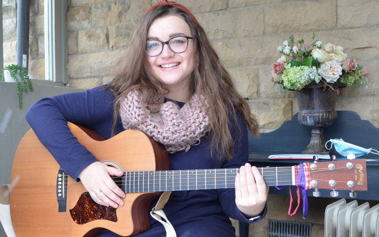 Introducing singer-songwriter Rebecca