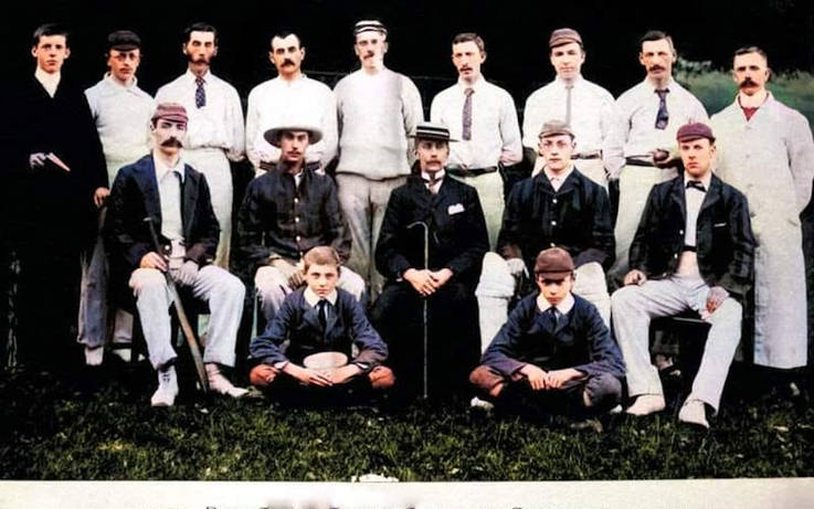 Project aims to chart Raby Castle CC's past