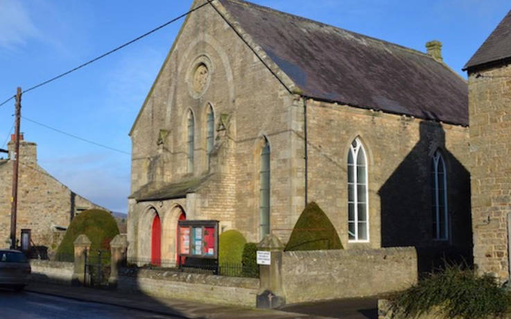 Cotherstone community shop plan 'in the hands of Methodist church'