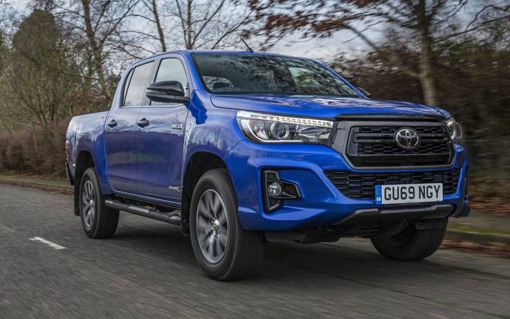 Test Drive: The New Toyota Hilux
