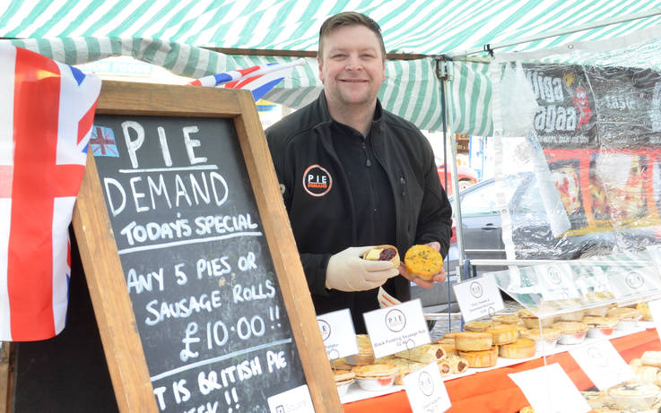 Town pipped in national farmers' market awards