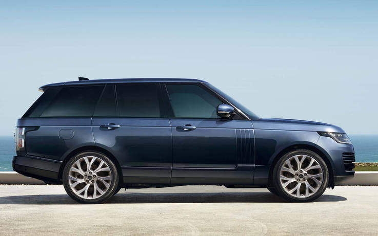 Test Drive: The New Range Rover D300 Westminster