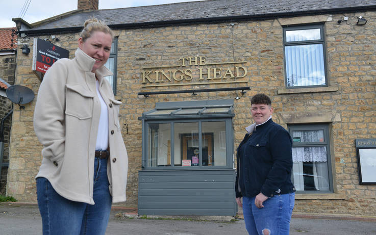 Entrepreneurs step in to save village pub from possible closure