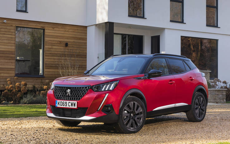 Test Drive: The New Peugeot 2008