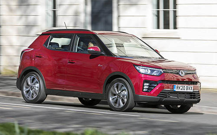 Test Drive: The New SsangYong Tivoli