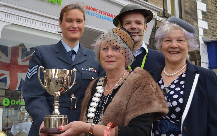 Barnard Castle traders to be quizzed over 1940s weekend