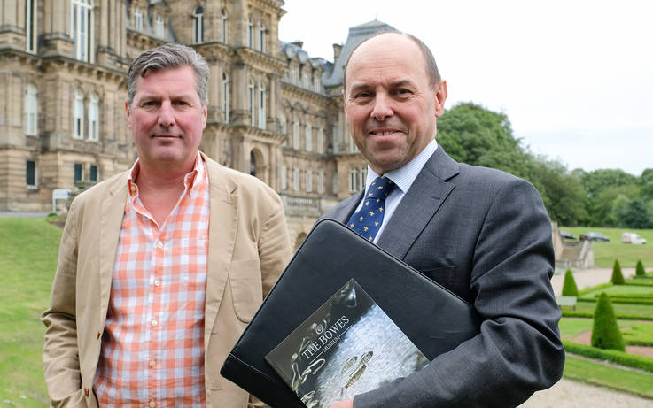 Corporate partnership adds up to success for The Bowes Museum